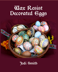 Wax Resist Decorated Eggs book thumbnail