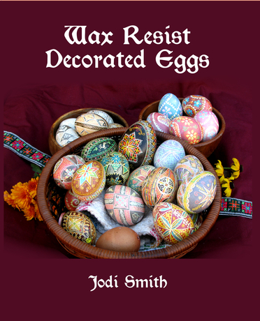 link to Wax Resist Decorated Eggs book