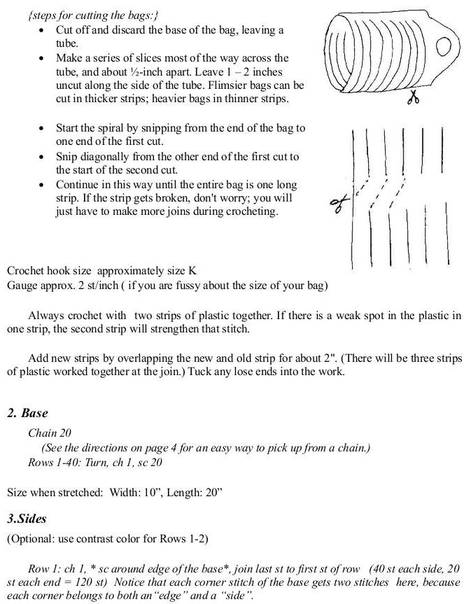market bag directions page 2