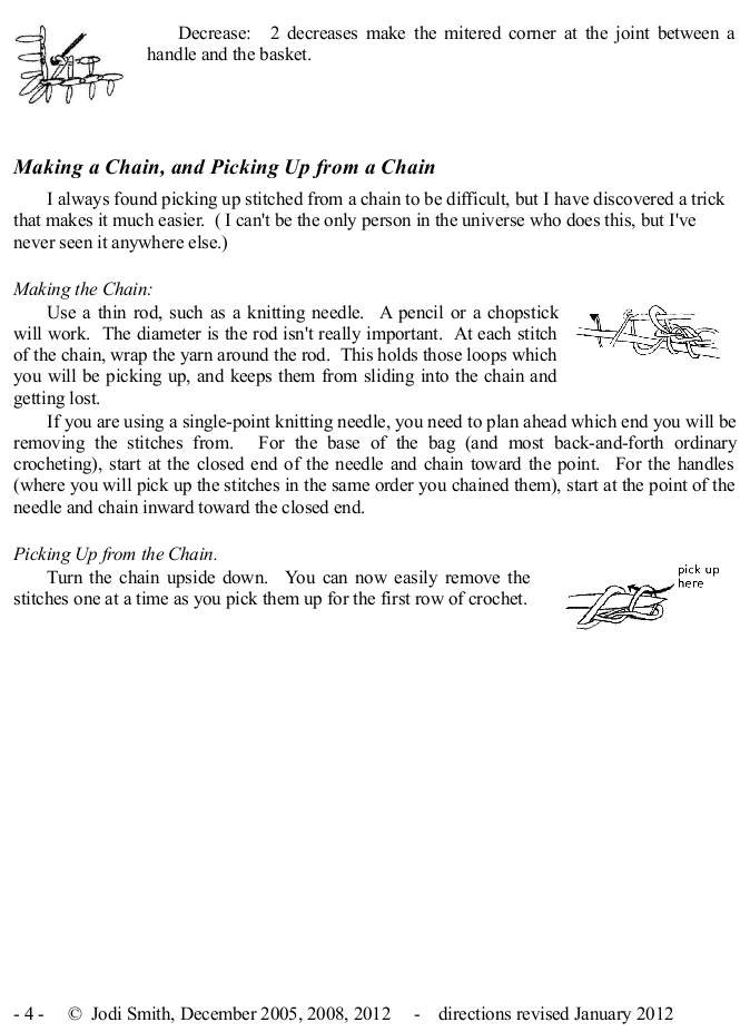market bag directions page 4